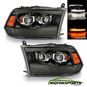 Ccfl Halo For 2003 2007 Infiniti G35 Coupe Led Projector Black Headlights Pair