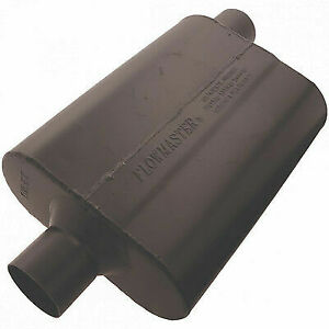 Flowmaster 942547 Universal Super 44 Series Muffler 2 5 Center In offset Out