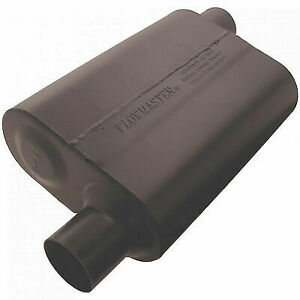 Flowmaster 942548 Universal Super 44 Series Muffler 2 5 Offset In offset Out