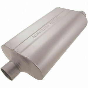 Flowmaster 52557 Universal Super 50 Muffler 2 5 Center In 2 5 Offset Out