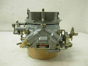 4412 Holley Carburetor 500 Cfm 2bbl Racing Carb Amc Chevy Mopar Ford Mustang Gt