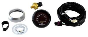 Aem Electronics 30 4407 Digital Oil Pressure Gauge 0 To 150 Psi
