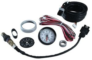 Aem Electronics 30 5130 Wideband O2 Air Fuel Gauge With Analog Face