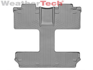Weathertech Floorliner For Toyota Sienna 7 Pass 2011 2019 2nd 3rd Row Grey
