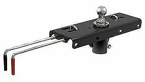 Curt 60630 Under Bed Quick Goose Ii Gooseneck Hitch