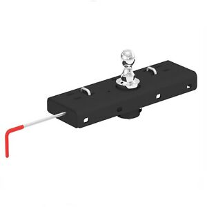 Curt 60607 Double Lock Gooseneck Hitch 30000 Lb Gtw