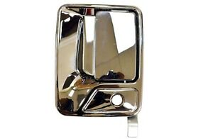 For Ford F Pickup Outside Outer Exterior Door Handle Driver Front Left Chrome