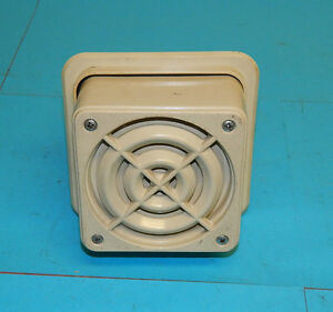 Federal Signal 50gc Speaker Amplifier Series A 24volts 0 22 0 07 Amps
