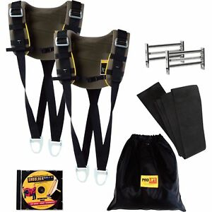 Pro Lift Shoulder Dolly Moving Strap System dual Harness 1000lb Cap 3500