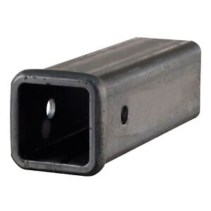 Curt 49510 Receiver Tube Raw Finish Fits 2 1 2 Ball Mount