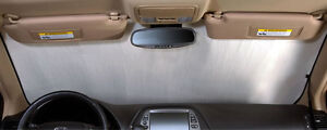 1999 2004 Jeep Grand Cherokee wj Limited Custom Fit Sun Shade