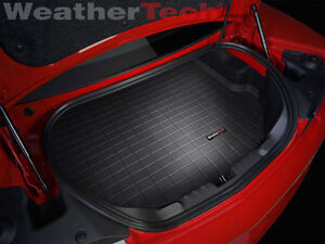 Weathertech Cargo Liner Trunk Mat For Chevy Camaro Coupe 2010 2011 Black