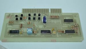Crown Forklift Lift Truck Logic Card Circuit Board Part Cr101702 00s