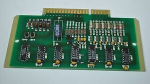 Crown Forklift Lift Truck Logic Card Circuit Board Part 101702
