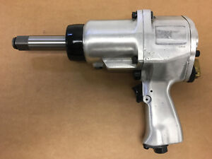 Pneumatic Impact Wrench 3 4 Square Drive 2 Ext Anvil 1100 a 2