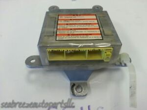 2005 05 Legacy Outback Control Module Unit Srs Relay Diagnostic