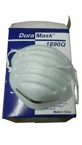 Dust Face Mask Filter Mouth Disposable Medical Safety Respirator 12 Boxes