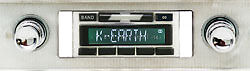 1963 1964 63 64 Impala Caprice Usa 630 Ii Radio 300 Watt Ipod Usb