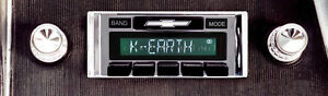 1966 66 Impala Caprice Usa 630 Ii Radio 300 Watt Ipod Usb