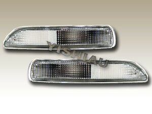 93 94 95 96 97 Toyota Corolla Front Bumper Lights New