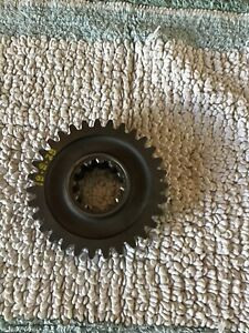 Jeep Cj Wagon Truck Dana 20 Transfer Case Low Range Sliding Gear Output Shaft