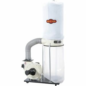 Shop Fox Dust Collector 1 5 Hp 1280 Cfm w1685