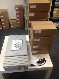 Nortel Norstar 4x32 Phone System With 10 T7316e Phones Nt7b53 Nt8b27