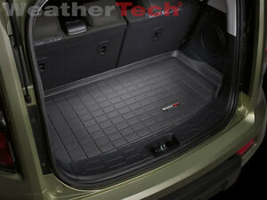 Weathertech Cargo Liner Trunk Mat For Kia Soul 2010 2013 Black
