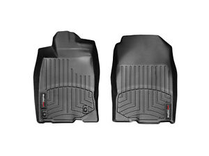 Weathertech Floor Mats Floorliner For Honda Cr Z 2011 2016 1st Row Black