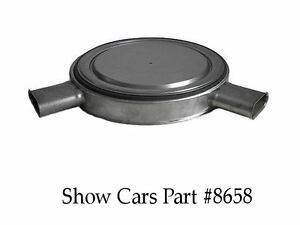63 64 409 Chevy Chevrolet Impala Ss Bel Air 2x4 Air Cleaner With Edelbrock Carbs
