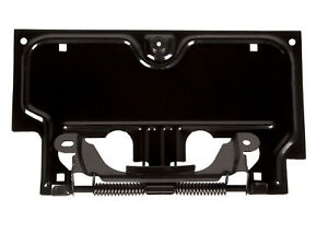 License Plate Holder For Jeep Wrangler Yj 1987 1995 11233 01 Rugged Ridge Tag