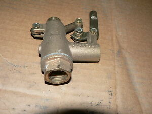 Alkota Cleaning Brass Valve C3 620