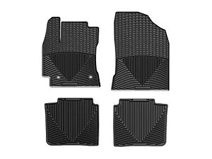 Weathertech All Weather Floor Mats For Toyota Corolla Auto Trans 2014 2019 Black