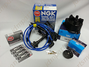 1996 2000 Honda Civic 1 6l Cx Dx Lx Ex Tune Up Kit Ngk V Power Plugs