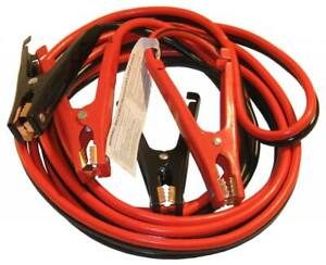 Jumper Booster Cables Heavy Duty 20ft 4ga Car Truck Tractor New Free Shipping