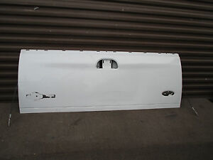 Ford F250 F350 Super Duty Tailgate Rear Tail Gate Oem 01 03 04 05 06 07