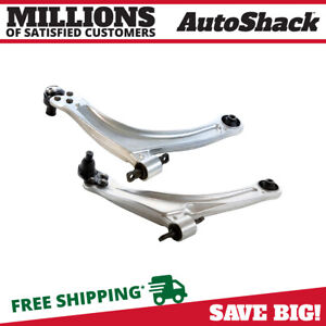 Front Lower Control Arm W Ball Joint Pair 2 For Chevy Cobalt Hhr Pontiac G5