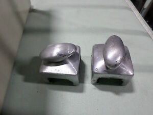 Clark Socket Pair Clamp For Operating Table Set
