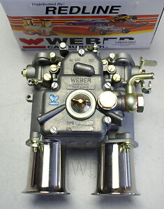 Weber 45 Dcoe 152g Carburetor New 45dcoe152g 45dcoe W 4 Progression Holes