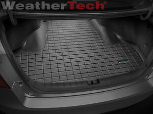 Weathertech Cargo Liner Trunk Mat For Honda Accord 2013 2017 Black