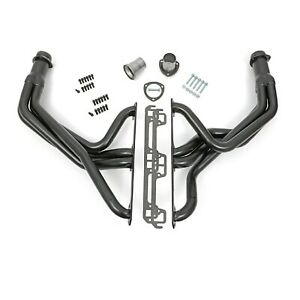 Hedman Hedders 99190 Steel 1 3 4 Exhaust Headers For Jeep Cj5 cj6 cj7