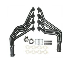 Hedman Hedders 69110 Steel 1 3 4 Exhaust Headers For Chevy Gmc