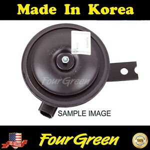 Horn High Note Horn For Hyundai 03 05 Accent 1 6l Factory Oem New 966202c001