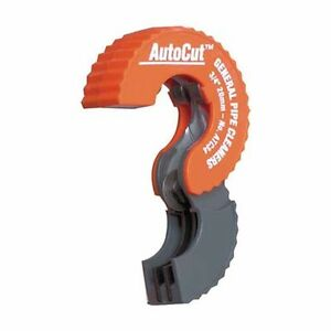 General Pipe Cleaners 52049 3 4 Autocut Tube Cutter