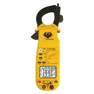Uei Dl389 Digital Clamp On Multi meter