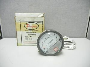 Dwyer 2020 New Magnehelic Pressure Gage 2020