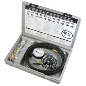 Transmission And Engine Oil Pressure Tester Statu16a Brand New
