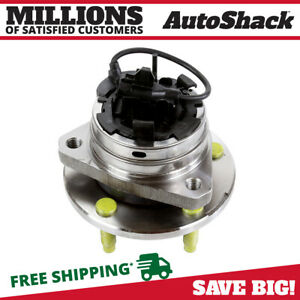 Front Wheel Hub Bearing Assembly For 04 12 Chevrolet Malibu W Abs 5 Lug Hb613216