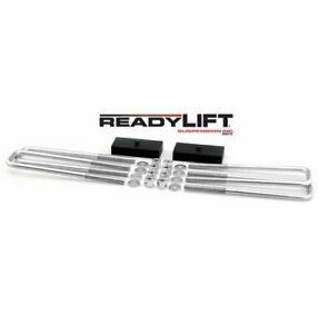 Readylift 66 3051 1 Rear Block Kit Gm Truck