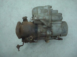 1948 48 Pontiac Silverstreak Fastback Flathead Carb Carter Carburetor Rat Rod Oe